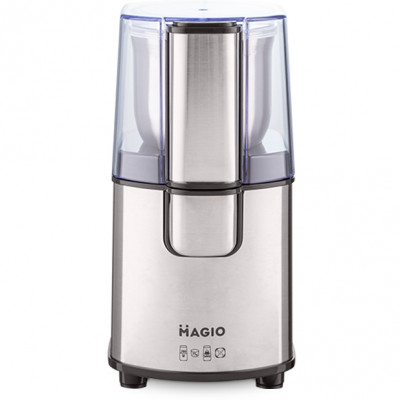 """Мультимолка  180-200Вт /75 гр для измельчения специй,круп,кофе /съемная чаша""""MAGIO"""" МG-208"""