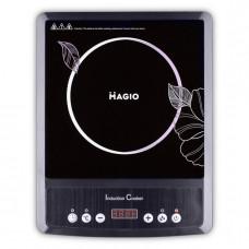 """Электроплитка индукционная/неполированное стекло/LED дисплей """"MAGIO"""" МG-446"""