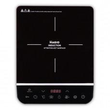 """Электроплитка индукционная/ полированное стекло/5режимов/LED дисплей """"MAGIO"""" МG-447"""