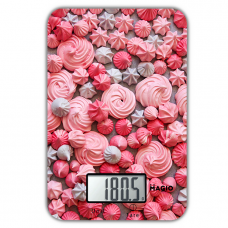 "Весы кухонные 10 кг электронные ж/к дисплей ""MAGIO"" MG-293"