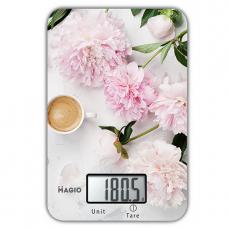 "Весы кухонные 10 кг электронные ж/к дисплей ""MAGIO"" MG-294"
