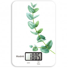 """Весы кухонные 5 кг электронные стекло """"MAGIO"""" MG-795"""