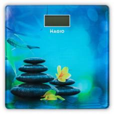 "Весы электронные 150кг ж/к дисплей стекло ""MAGIO"" MG-316"