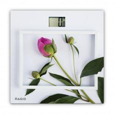 "Весы электронные 150кг ж/к дисплей стекло ""MAGIO"" MG-813"