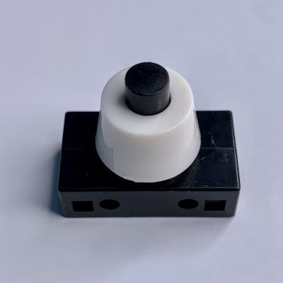 """Кнопка LSW09 чёрная для лампы """"LEMANSO"""" PBS17A"""