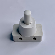 """Кнопка LSW10 белая для лампы """"LEMANSO"""" PBS-18"""