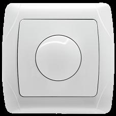 """Светорегулятор 600W внутренний белый """"Q-MAX Стандарт"""""""