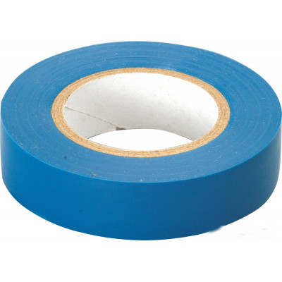 "Изолента e.tape.pro.20.blue из самозатухающего ПВХ, синяя (20м) ""E.NEXT"" p0450012"