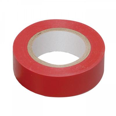 "Изолента e.tape.stand.20.red красная (20м.) ""E.NEXT"" s022011"
