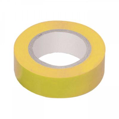 """Изолента Яnl 20 метров 0.13x19мм жёлтая """"LEMANSO"""" LMA401"""