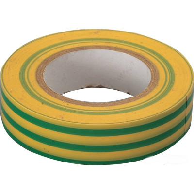 "Изолента e.tape.stand.10.yellow-green, желто-зеленая (10м.) ""E.NEXT"" s022007"