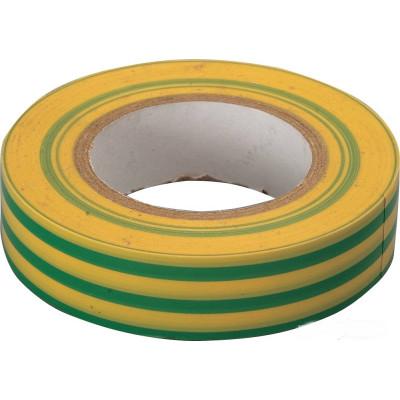 """Изолента e.tape.stand.20.yellow-green желто-зеленая (20м.) """"E.NEXT"""" s022017"""
