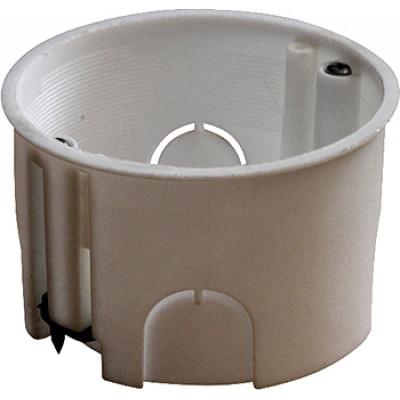 """Коробка установочная e.db.stand.203.d65 гипсокартон, одиночная, упор металлический """"E.NEXT"""" s027010"""