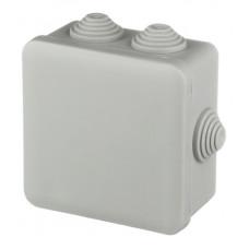 Коробка распределительная герметичная 130х130х63 IP55 наружная  №20