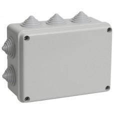 Коробка распределительная герметичная 150х110х90 IP55 наружная  №21