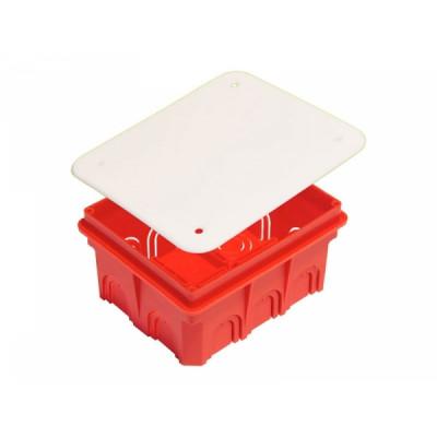 Коробка распределительная 98х98 бетон №09