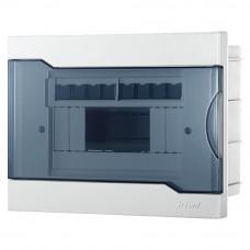 Бокс под автоматы внутренней установки - 8 модульный LEZARD 730-1000-008