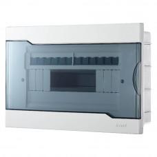 Бокс под автоматы внутренней установки - 12 модульный LEZARD 730-1000-012