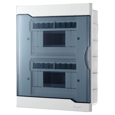 Бокс под автоматы внутренней установки - 16 модульный LEZARD 730-1000-016