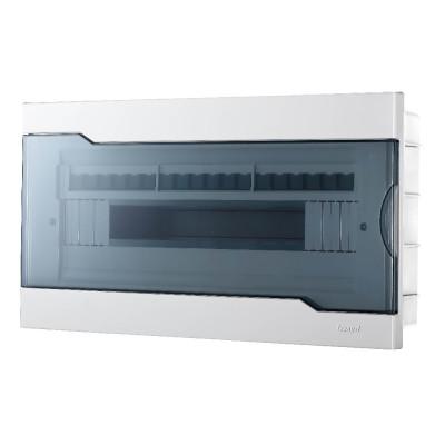 Бокс под автоматы внутренней установки - 18 модульный LEZARD 730-1000-018