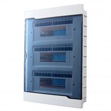 Бокс под автоматы внутренней установки - 36 модульный LEZARD 730-1000-036