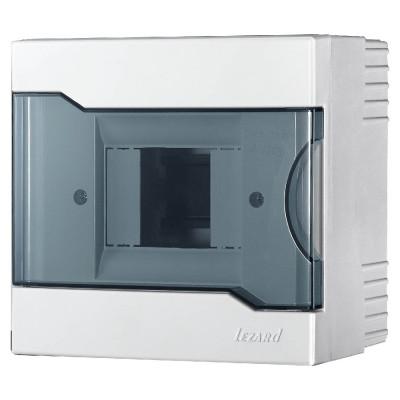 Бокс под автоматы наружной установки - 4 модульный LEZARD 730-2000-004
