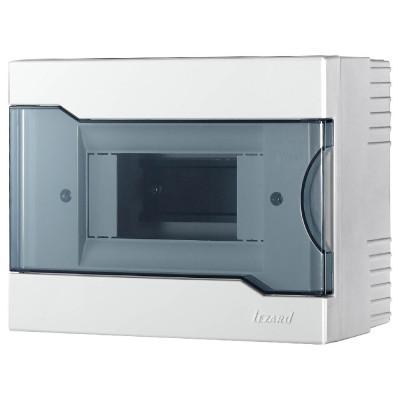 Бокс под автоматы наружной установки - 6 модульный LEZARD 730-2000-006