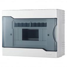 Бокс под автоматы наружной установки - 8 модульный LEZARD 730-2000-008