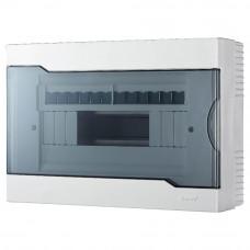 Бокс под автоматы наружной установки - 12 модульный LEZARD 730-2000-012