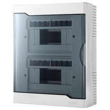 Бокс под автоматы наружной установки - 16 модульный LEZARD 730-2000-016