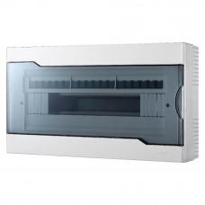 Бокс под автоматы наружной установки - 18 модульный LEZARD 730-2000-018
