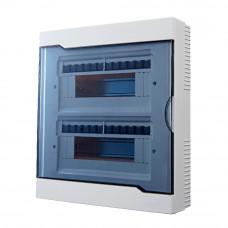 Бокс под автоматы наружной установки  - 24 модульный LEZARD 730-2000-024