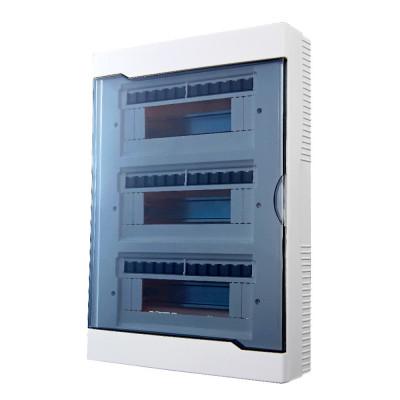 Бокс под автоматы наружной установки - 36 модульный LEZARD 730-2000-036
