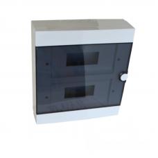 """Бокс пластиковый модульный 24 автоматов накладной """"Electro House"""" EH-BM-009"""