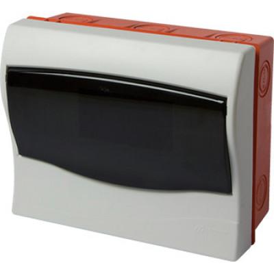"""Корпус пластиковый 9-модульный e.plbox.stand.w.09m, встраиваемый """"Multusan"""" s0290016u"""