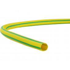 "Трубка термоусадочная  e.termo.stand.2.1.yellow-green, 2/1, 1м, желто-зеленая ""E.NEXT"" s024193"