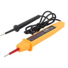 """Индикатор e.tool.test11 185мм двухполюсный АС/DC6-380В """"E.NEXT"""" t001111"""