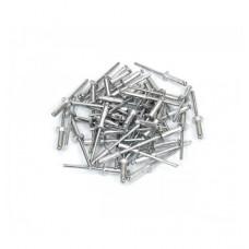 """Заклепка алюминиевая 3,2* 10мм """"POLAX"""" 37-005"""