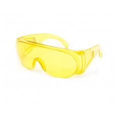 """Очки защитные желтые/200 """"POLAX"""" 53-013"""