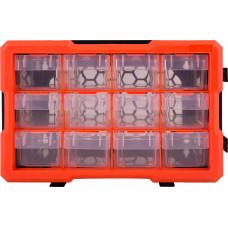 """Органайзер наборной e.toolbox.21, 12-секционный """"E.NEXT"""" t010021"""