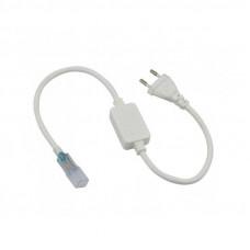 """Сетевой шнур с соединителем для LED ленты 120*2835 230V """"LEMANSO"""" LD171"""
