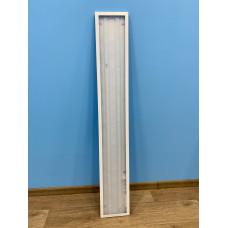 "LED панель 36W 2700LM 180-265V 6500K прямоугольная ( колотый лед ) ""LEMANSO"" LM1063"