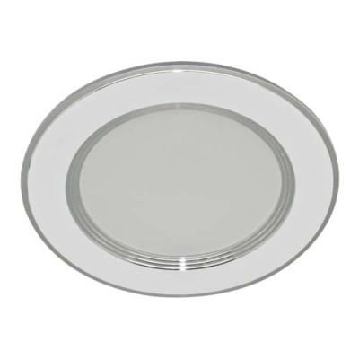 """LED панель 7W 380LM 4500K круг белая """"LEMANSO"""" LM453"""