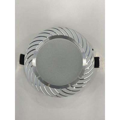 """LED панель 5W 400LM 4500K круг белая """"LEMANSO"""" LM486"""