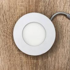 """LED панель круг 3W 4000К """"LedEX"""" 100683"""