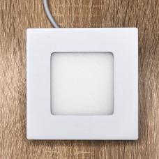 "LED панель квадрат 3W 4000К ""LedEX"" 100169 / 100690"