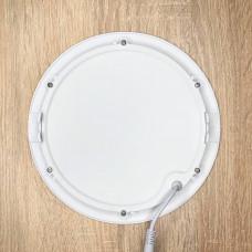 """LED панель MINI 15W 4200K RD круг """"Q-MAX"""" 405"""