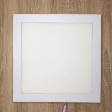 """LED панель MINI 24W 4200K SQ квадрат """"Q-MAX"""" 414"""