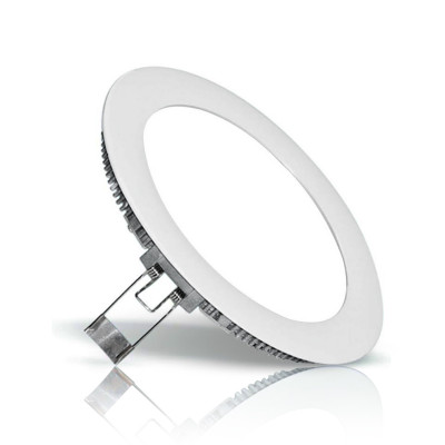 "LED панель ABS 18W 1400LM 4500K круг ""LEMANSO"" LM464"