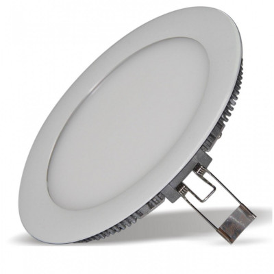 """LED панель 6W 300LM 85-265V 4500K круг Комфорт """"LEMANSO"""" LM1024"""